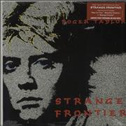 Click here for more info about 'Roger Taylor - Strange Frontier - Red Vinyl'