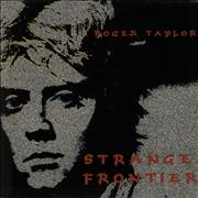 Click here for more info about 'Roger Taylor - Strange Frontier'