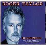 Roger Taylor Surrender - Part 2 UK CD single
