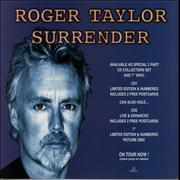 Click here for more info about 'Roger Taylor - Surrender'