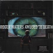 Click here for more info about 'Roger Waters - Amused To Death + Blu-Ray - Sealed'