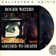 Click here for more info about 'Roger Waters - Amused To Death - Gold Cd'