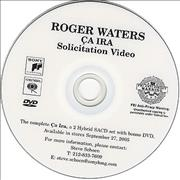 Click here for more info about 'Roger Waters - Ca Ira - Solicitation Video'
