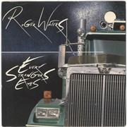 """Roger Waters Every Strangers Eyes - EX UK 7"""" vinyl Promo"""
