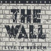 Roger Waters The Wall - Live In Berlin USA 2-CD album set