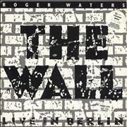 Click here for more info about 'Roger Waters - The Wall Live In Berlin - Promo Stickered'