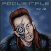 Click here for more info about 'Rogue Male - First Visit - Test Pressing + Artwork'