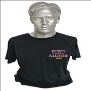 Click here for more info about 'Roisin Murphy - Roisin Machine - Black T-Shirt - Large'