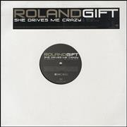 Click here for more info about 'Roland Gift - She Drives Me Crazy'