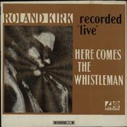 Click here for more info about 'Roland Kirk - Here Comes The Whistleman - Recorded Live'
