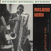Click here for more info about 'Roland Kirk - Introducing Roland Kirk'