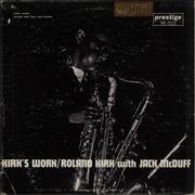 Click here for more info about 'Roland Kirk - Kirk's Work - Bergenfield - DG'