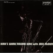 Click here for more info about 'Roland Kirk - Kirk's Work'