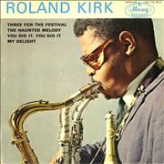 Click here for more info about 'Roland Kirk - Roland Kirk EP'