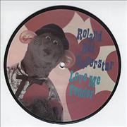 Click here for more info about 'Roland Rat - Love Me Tender'