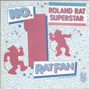 Click here for more info about 'Roland Rat - No.1 Rat Fan - Poster Sleeve'