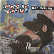 Click here for more info about 'Roland Rat - Rat Rapping'