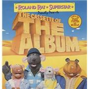 Roland Rat The Cassette Of The Album UK vinyl LP