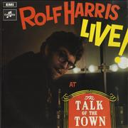 Click here for more info about 'Rolf Harris - Live At the Talk Of The Town - Stereo'