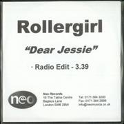 Click here for more info about 'Rollergirl - Dear Jesse'