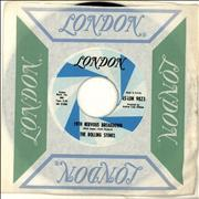 Click here for more info about 'Rolling Stones - 19th Nervous Breakdown - Blue Swirl Labels'