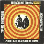 Click here for more info about 'Rolling Stones - 2000 Light Years From Home - WOS'