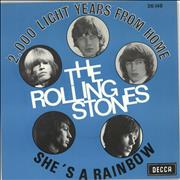 Click here for more info about 'Rolling Stones - 2,000 Light Years From Home'
