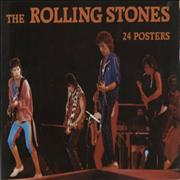 Click here for more info about 'Rolling Stones - 24 Posters Book'