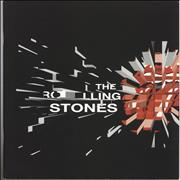 Click here for more info about 'Rolling Stones - A Bigger Bang Tour Programme'