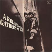Click here for more info about 'Rolling Stones - A Rolling Stone Gathers No Moss'