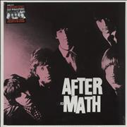 Rolling Stones Aftermath - 180gram Vinyl + Sealed UK vinyl LP