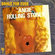 Click here for more info about 'Rolling Stones - Angie - Dance For Ever Reissue'