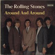 Click here for more info about 'Rolling Stones - Around And Around - 2nd - EX'