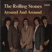 Click here for more info about 'Rolling Stones - Around And Around - 2nd - VG'