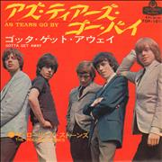 Click here for more info about 'Rolling Stones - As Tears Go By - 370 Yen'