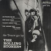 Click here for more info about 'Rolling Stones - As Tears Go By EP'