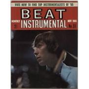 Rolling Stones Beat Instrumental Monthly No. 31 UK magazine