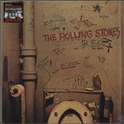 Rolling Stones Beggars Banquet - Sealed UK vinyl LP
