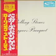 Click here for more info about 'Rolling Stones - Beggars Banquet'