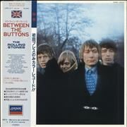 Click here for more info about 'Rolling Stones - Between The Buttons - Blue Vinyl'