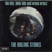 Click here for more info about 'Rolling Stones - Big Hits - 1st - DG - VG'