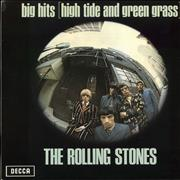 Click here for more info about 'Rolling Stones - Big Hits - 1st - VG - Deep Groove'