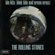 Click here for more info about 'Rolling Stones - Big Hits - 1st - VG'