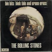 Click here for more info about 'Rolling Stones - Big Hits [High Tide And Green Grass] - 2nd'