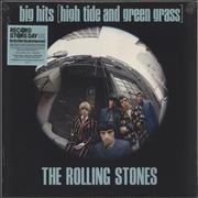 Click here for more info about 'Rolling Stones - Big Hits (High Tide And Green Grass) RSD19 - 180gram Green Vinyl - Sealed'