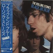 Click here for more info about 'Rolling Stones - Black And Blue + Obi & Press Release'
