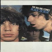 Click here for more info about 'Rolling Stones - Black And Blue - Europe '76 - EX'