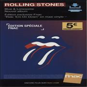 Click here for more info about 'Rolling Stones - Blue & Lonesome'
