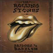 Click here for more info about 'Rolling Stones - Bridges To Babylon Tour - Tickets & Merchandise Catalogue'