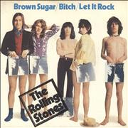 Click here for more info about 'Rolling Stones - Brown Sugar - P/S - EX'